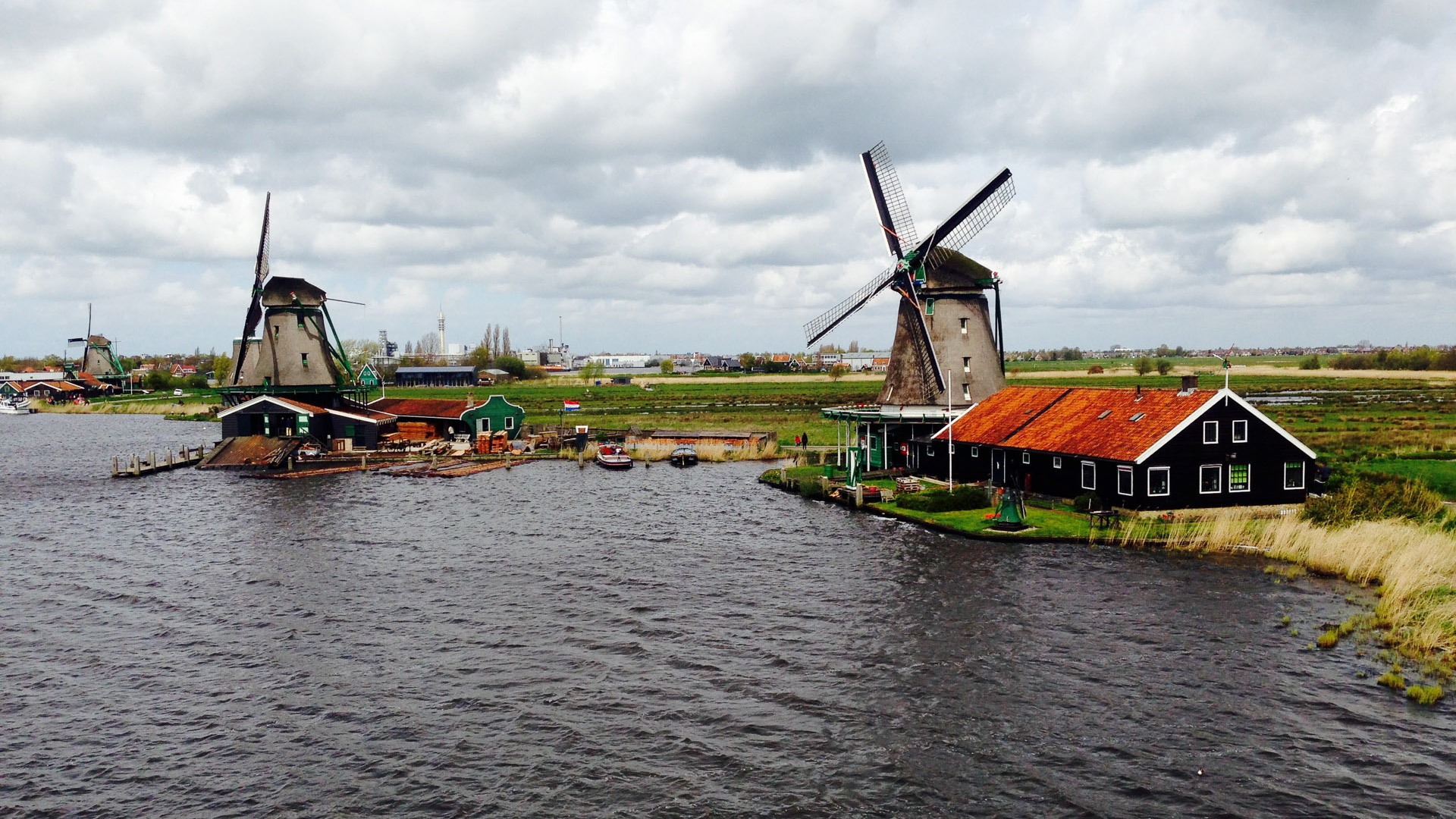 Luxury Barge Cruise in Holland